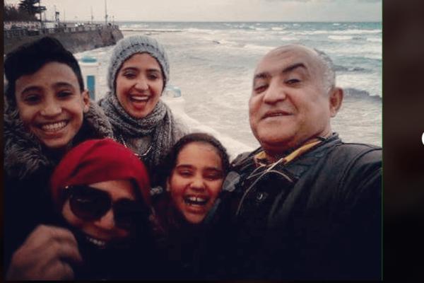 Nour Ghribi 3ème prix concours de La plus belle photo de famille